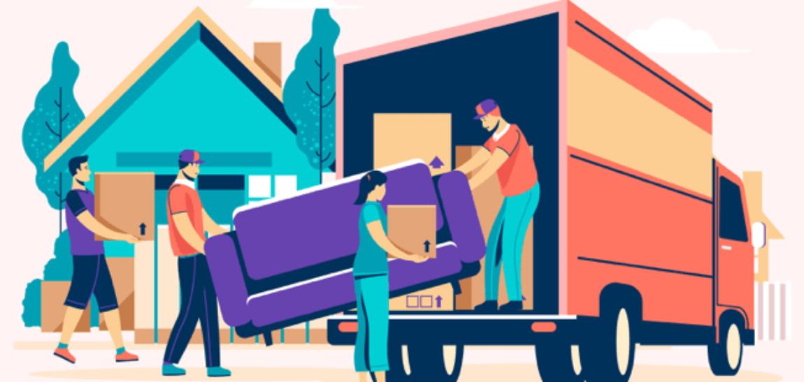 Les 4 étapes pour un déménagement réussi en Suisse